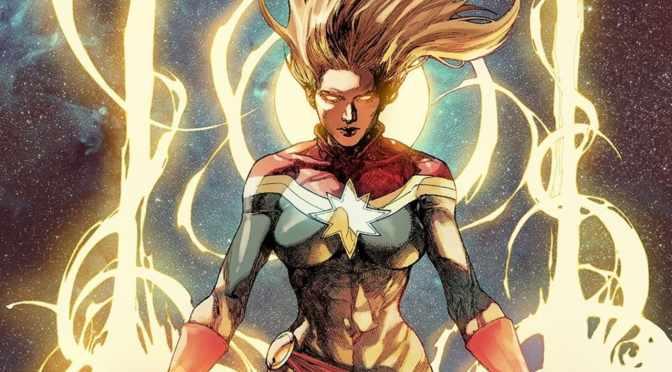 Mostrado el esperado tráiler de Capitana Marvel